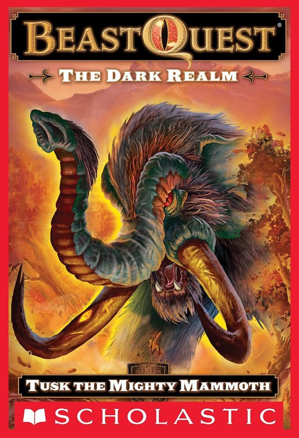 Adam Blade - Beast Quest #17: The Dark Realm: Tusk the Mighty Mammoth