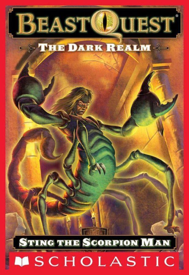 Adam Blade - Sting the Scorpion Man