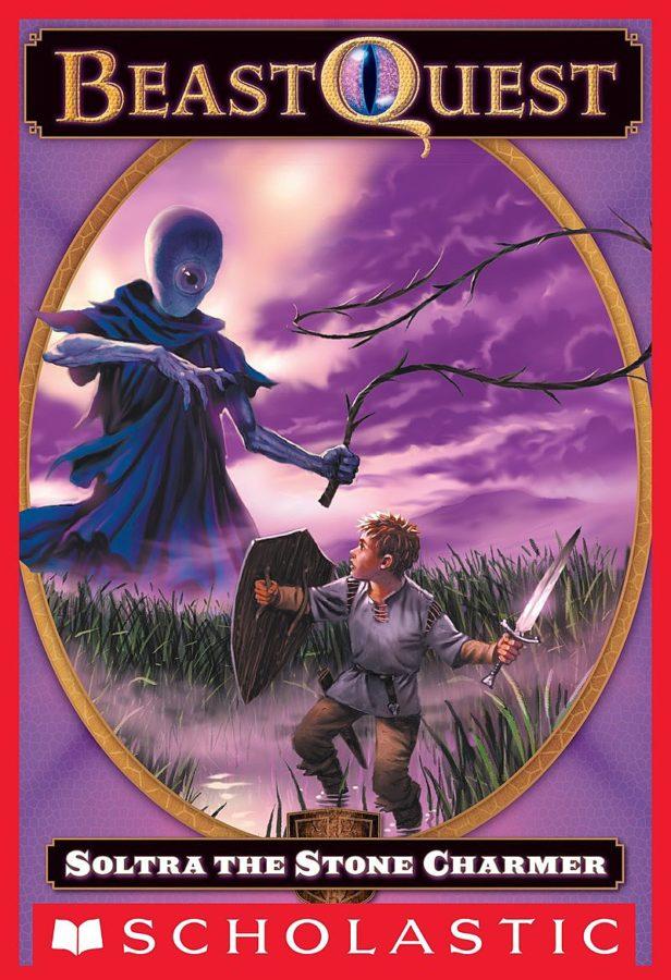 Adam Blade - Beast Quest #9: Soltra the Stone Charmer