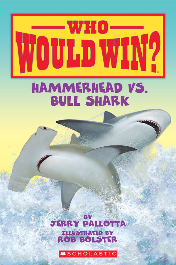 Jerry Pallotta - Hammerhead vs. Bull Shark