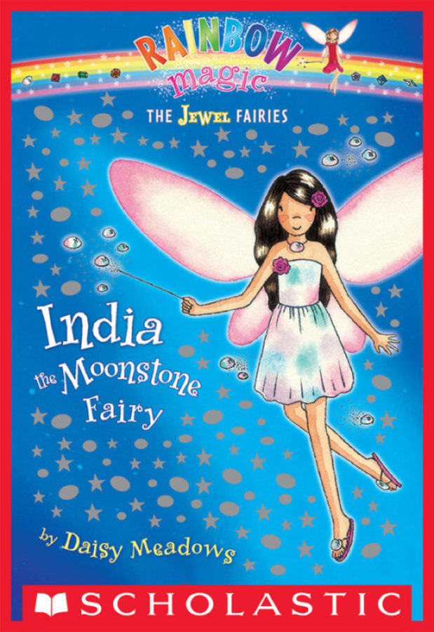 Daisy Meadows - India the Moonstone Fairy