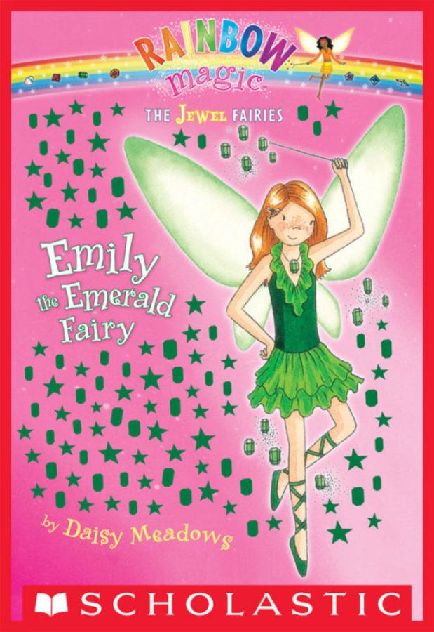 Daisy Meadows - Emily the Emerald Fairy