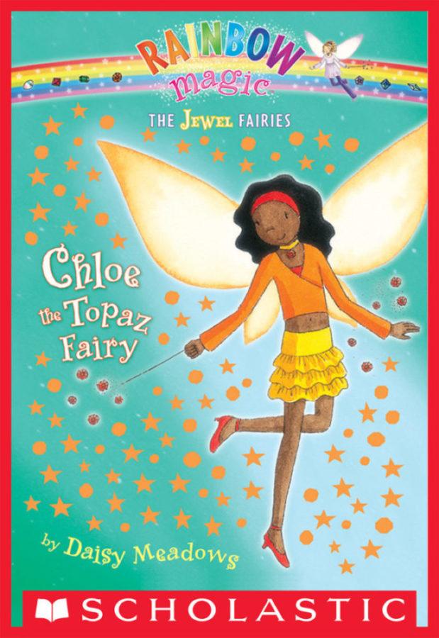 Daisy Meadows - Chloe the Topaz Fairy
