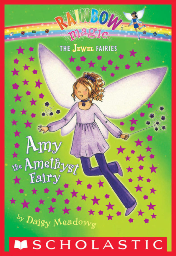 Daisy Meadows - Amy the Amethyst Fairy