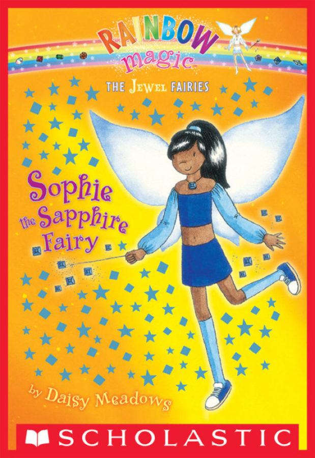 Daisy Meadows - Sophie the Sapphire Fairy