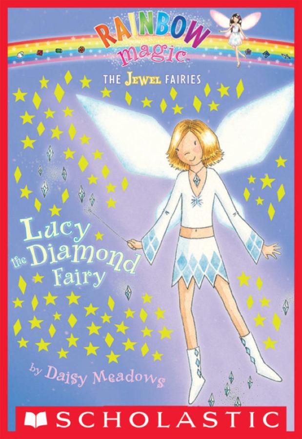 Daisy Meadows - Lucy the Diamond Fairy