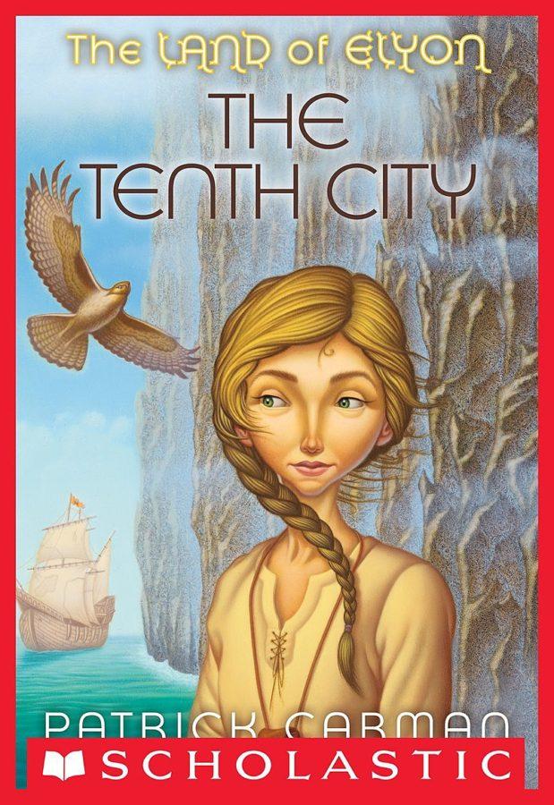 Patrick Carman - Land of Elyon #3: The Tenth City