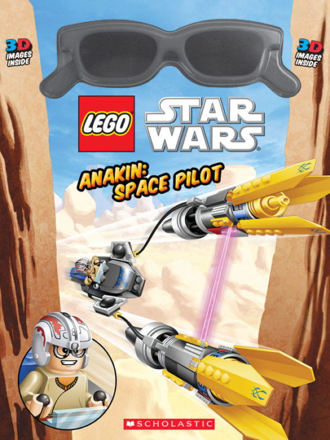 Ace Landers - Anakin: Space Pilot