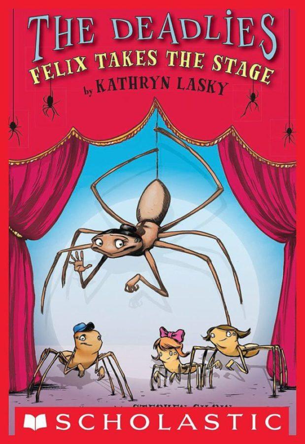 Kathryn Lasky - Felix Takes the Stage