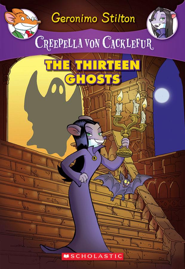 Geronimo Stilton - The Thirteen Ghosts