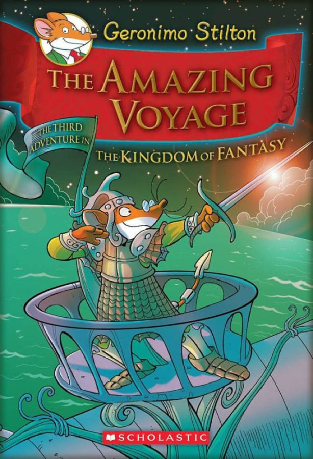 Geronimo Stilton - Geronimo Stilton and the Kingdom of Fantasy #3: The Amazing Voyage
