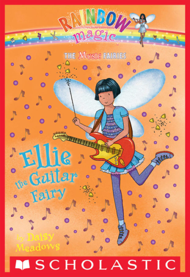 Daisy Meadows - Ellie the Guitar Fairy