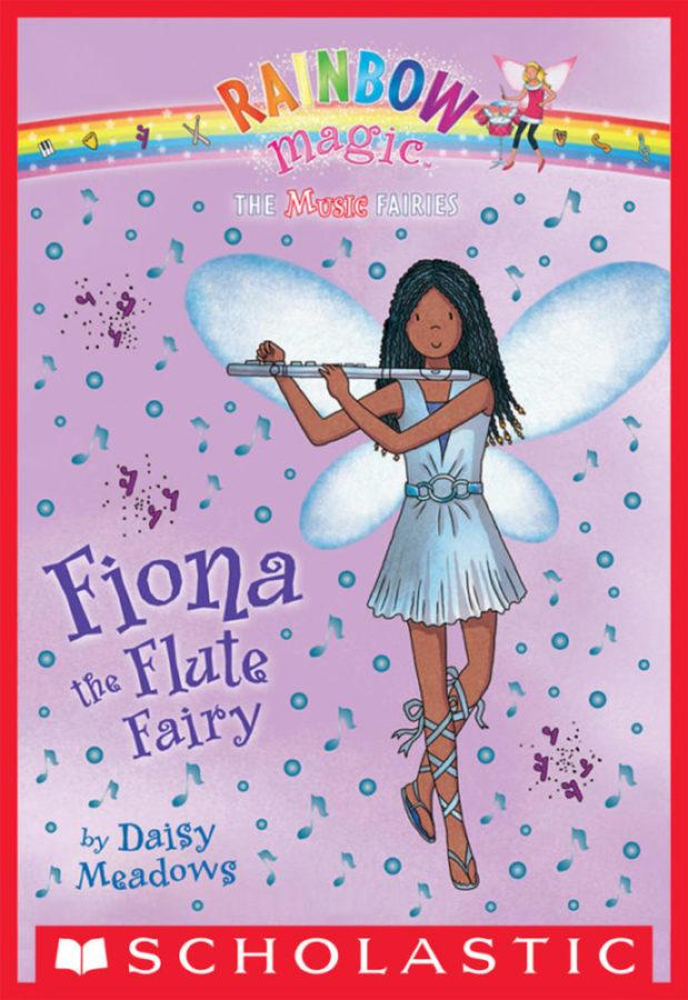 Daisy Meadows - Fiona the Flute Fairy