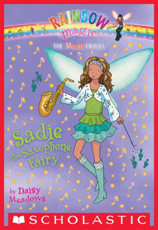Daisy Meadows - Sadie the Saxophone Fairy
