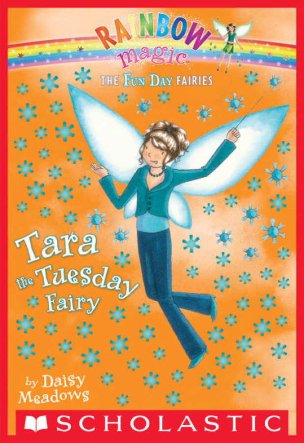Daisy Meadows - Tara the Tuesday Fairy