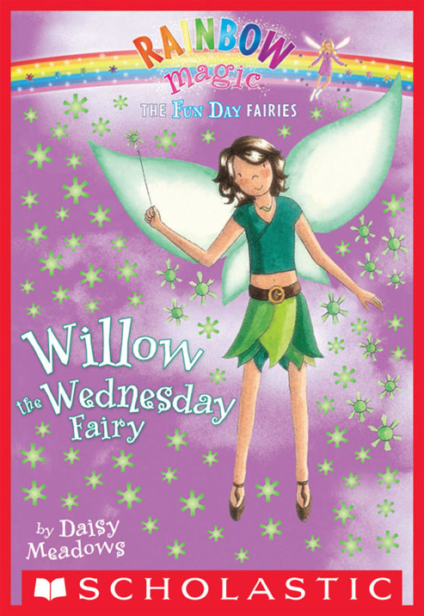 Daisy Meadows - Willow the Wednesday Fairy