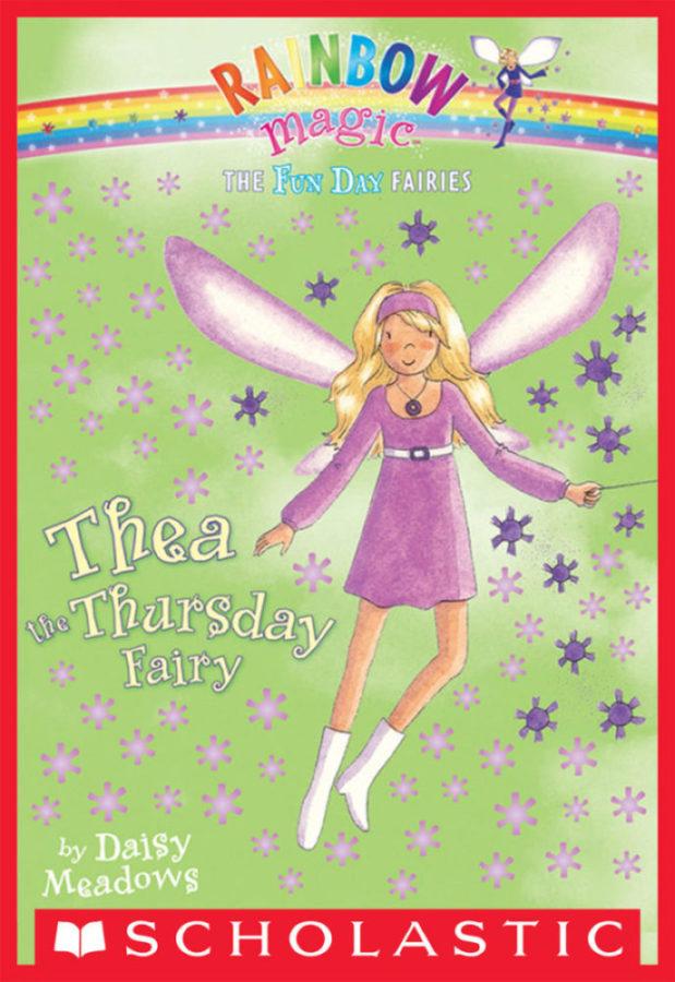 Daisy Meadows - Thea the Thursday Fairy