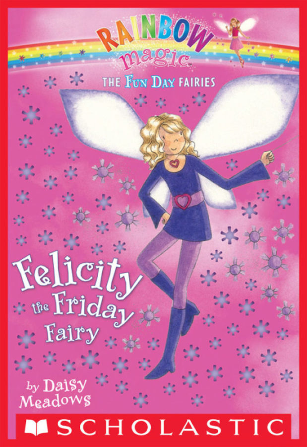 Daisy Meadows - Felicity the Friday Fairy