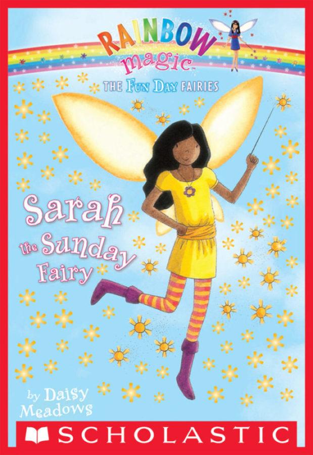 Daisy Meadows - Fun Day Fairies, The #7: Sarah the Sunday Fairy