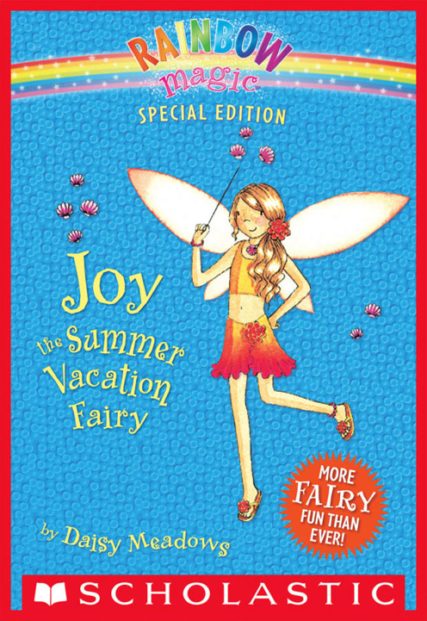 Daisy Meadows - Joy the Summer Vacation Fairy