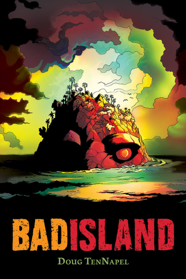 Doug TenNapel - Bad Island