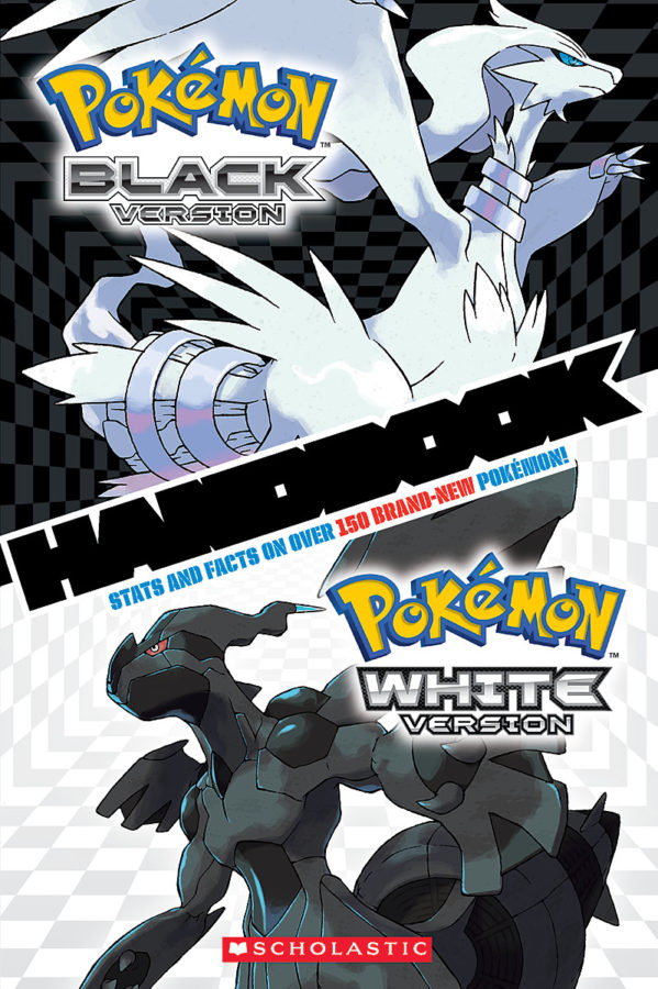 Scholastic - Pokemon: Black & White Handbook