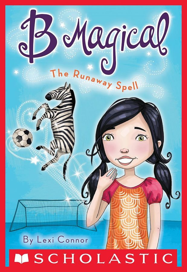 Lexi Connor - B Magical #3: The Runaway Spell