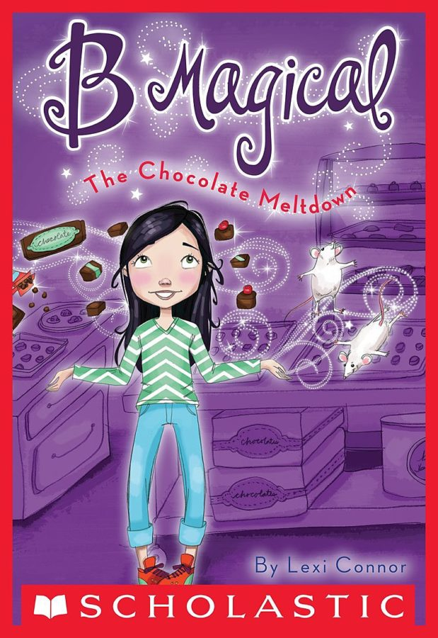 Lexi Connor - The Chocolate Meltdown