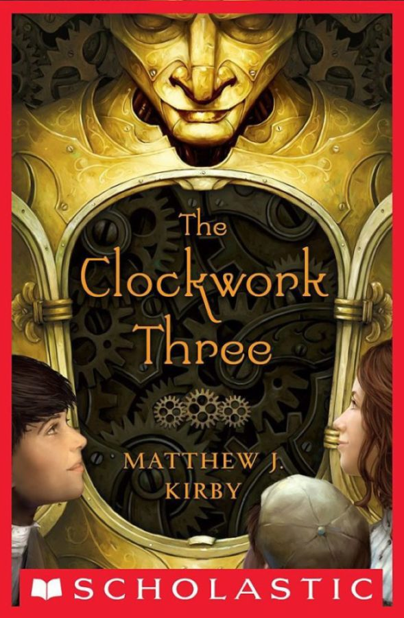 Matthew J. Kirby - The Clockwork Three