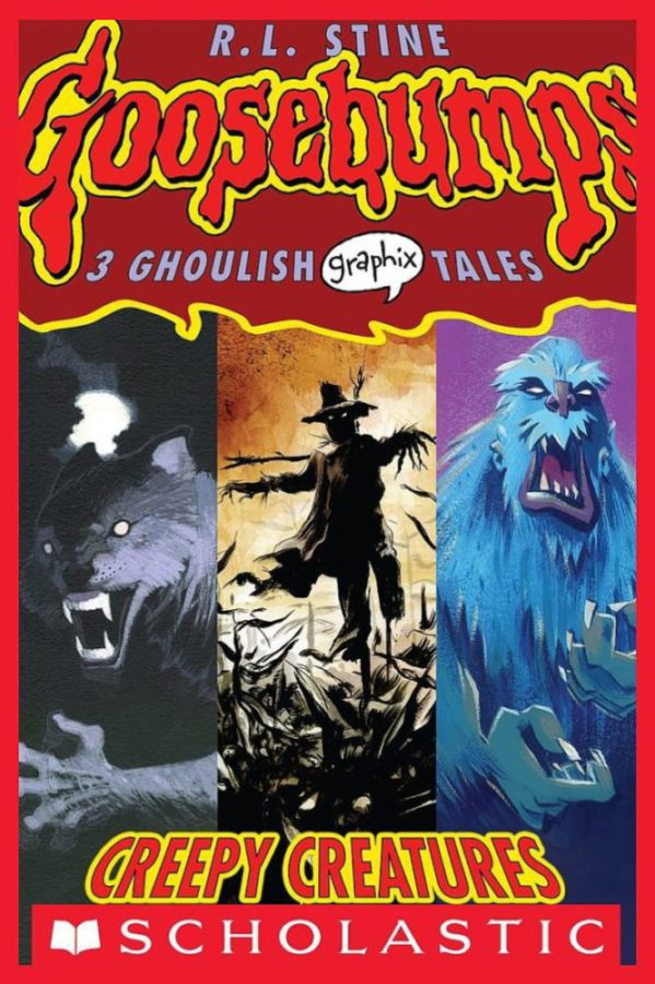 R. L. Stine - Creepy Creatures