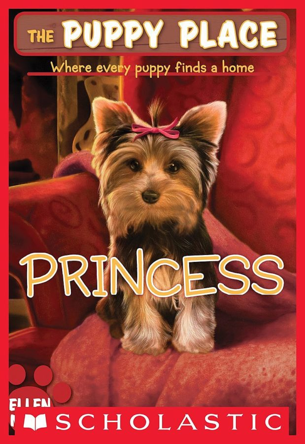 Ellen Miles - Princess