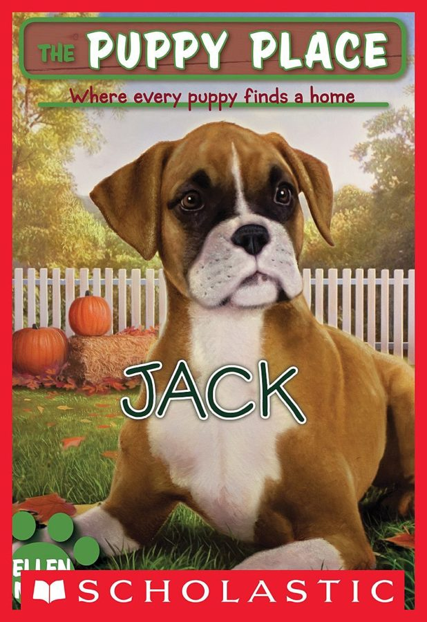 Ellen Miles - Puppy Place, The #17: Jack