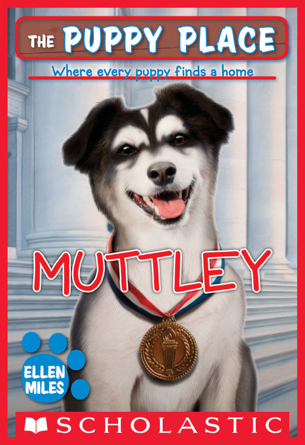Ellen Miles - Puppy Place, The #20: Muttley