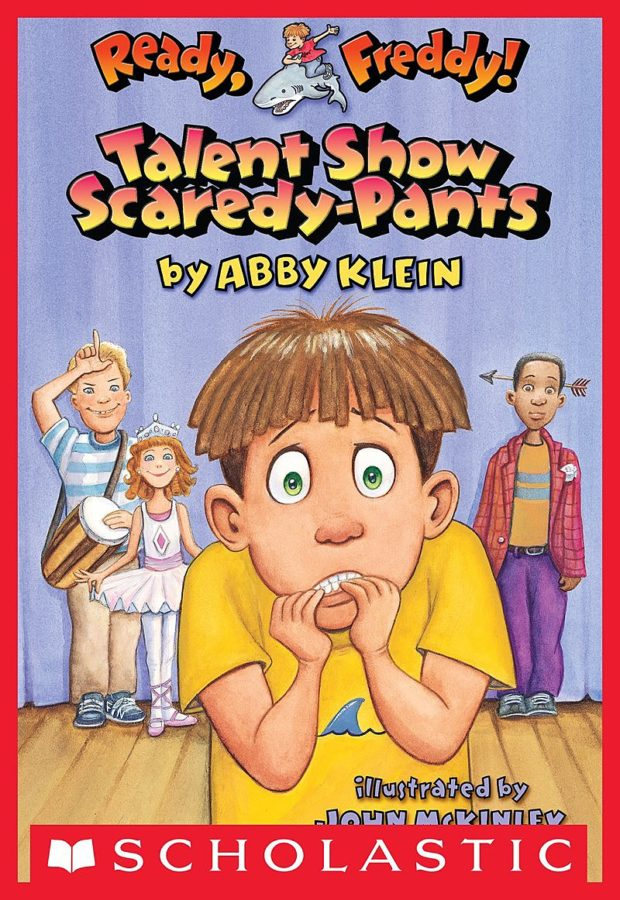 Abby Klein - Talent Show Scaredy-Pants