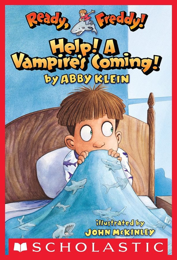 Abby Klein - Help! A Vampire's Coming!