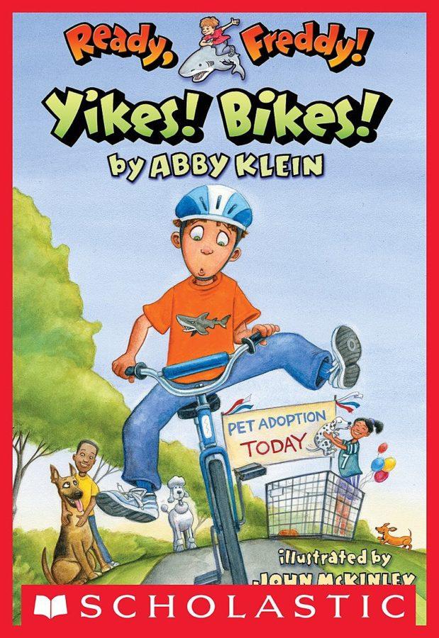 Abby Klein - Yikes! Bikes!