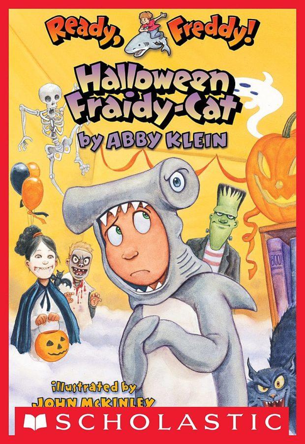 Abby Klein - Halloween Fraidy-Cat
