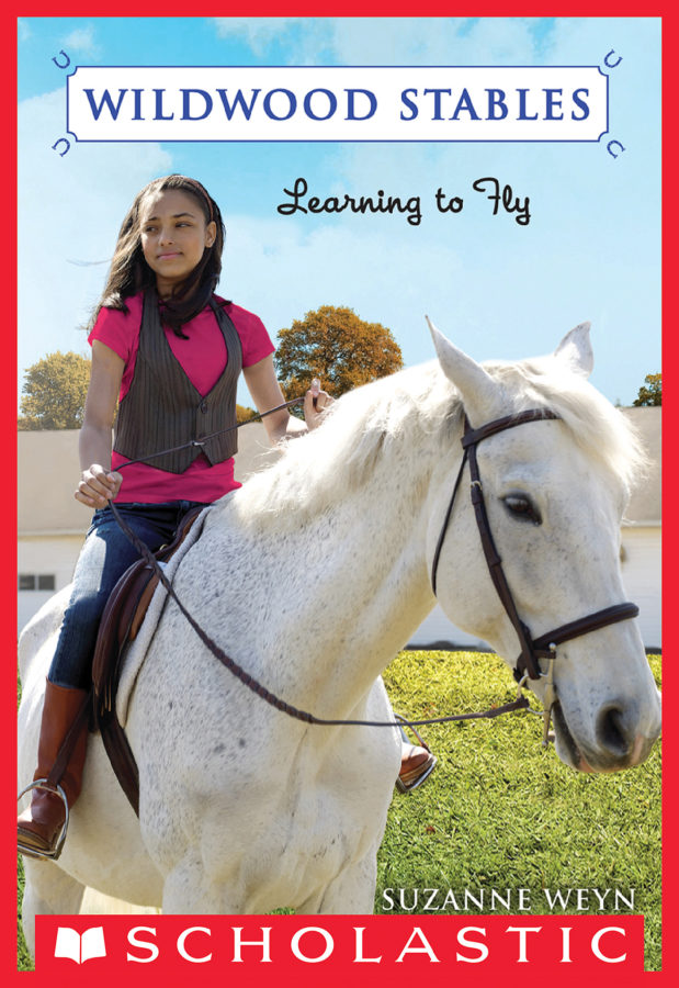 Suzanne Weyn - Wildwood Stables #4: Learning to Fly