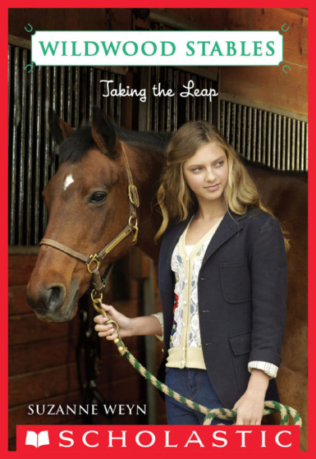 Suzanne Weyn - Wildwood Stables #6: Taking the Leap