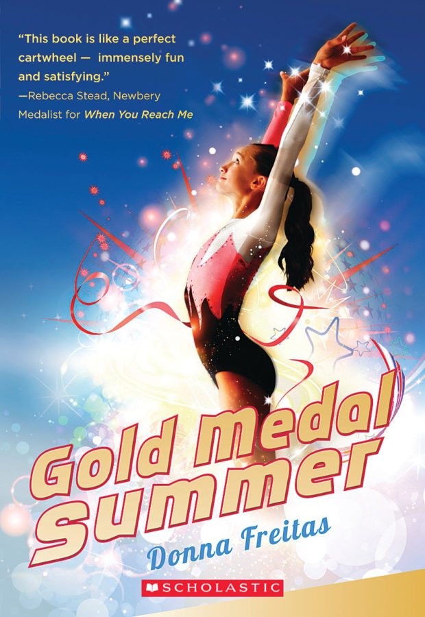 Donna Freitas - Gold Medal Summer
