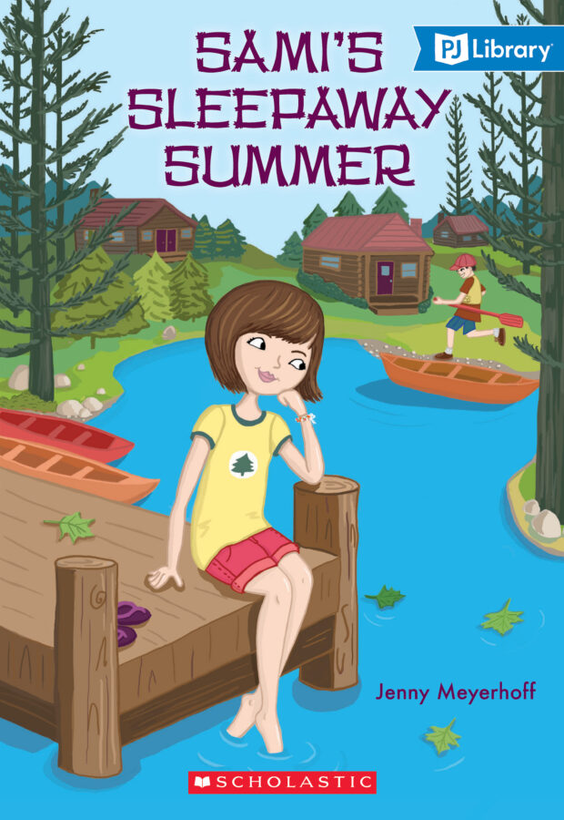 Jenny Meyerhoff - Sami's Sleepaway Summer