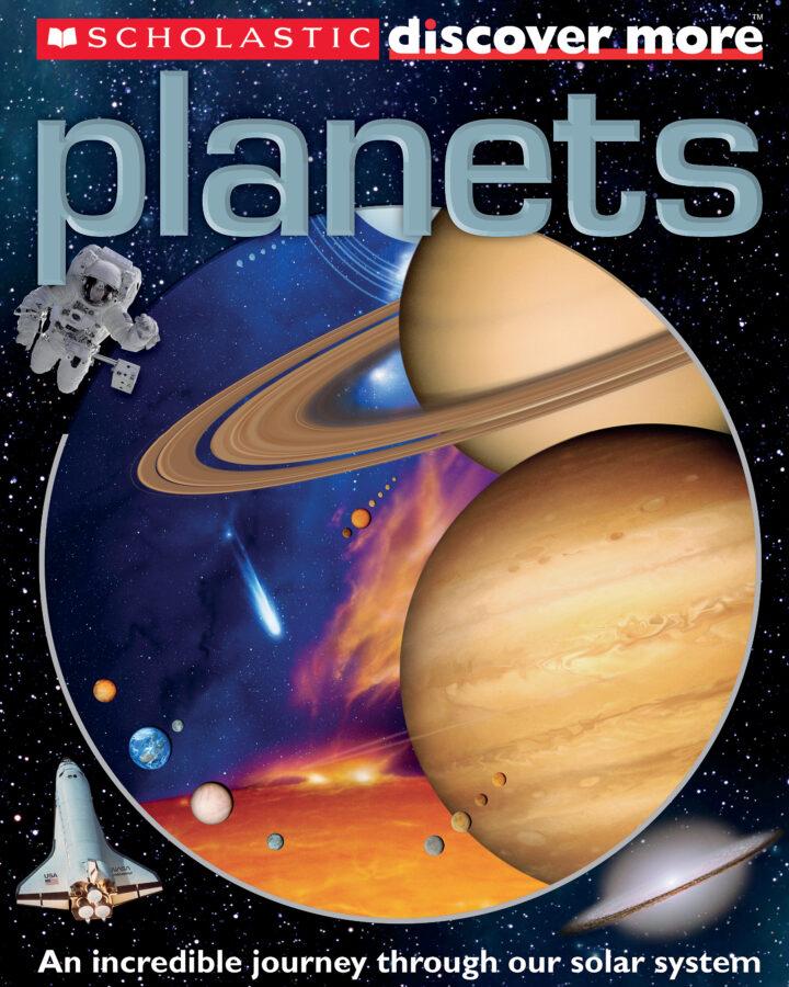 Penelope Arlon - Planets