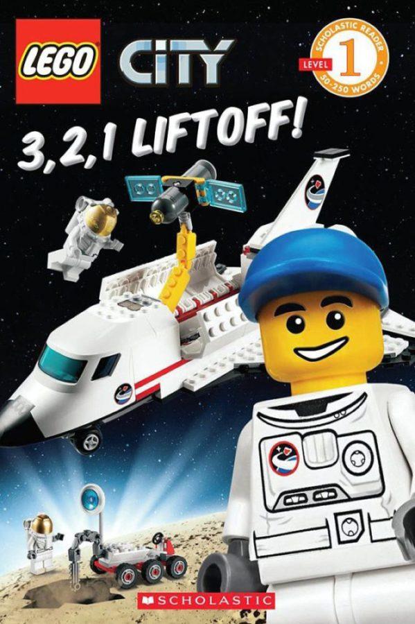 Sonia Sander - 3, 2, 1, Liftoff!