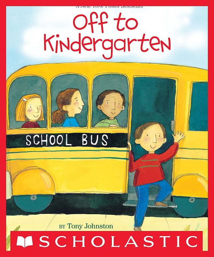 Tony Johnston - Off to Kindergarten
