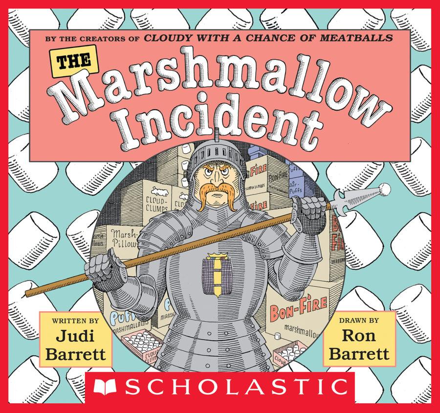 Judi Barrett - Marshmallow Incident