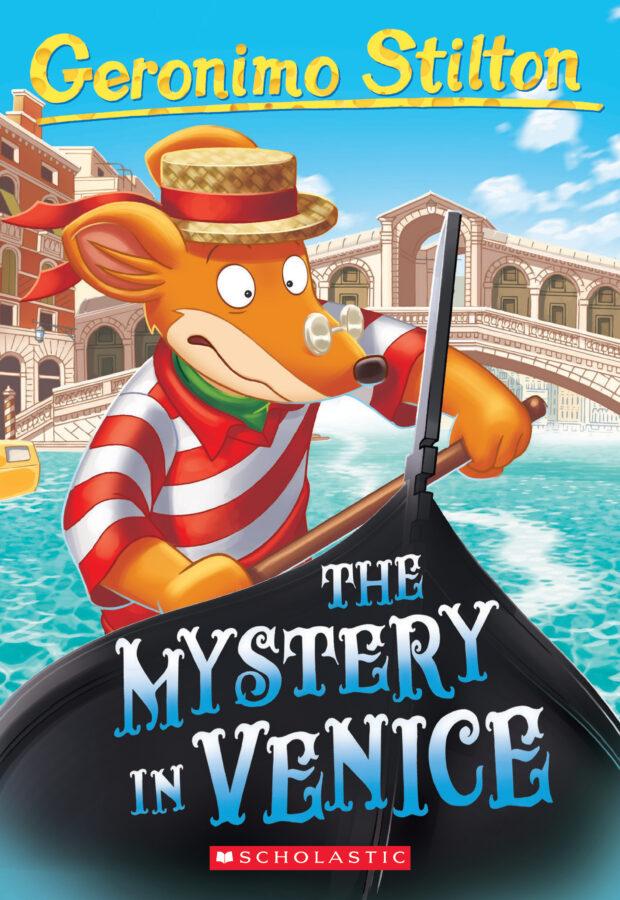 Geronimo Stilton - Geronimo Stilton #48: The Mystery in Venice