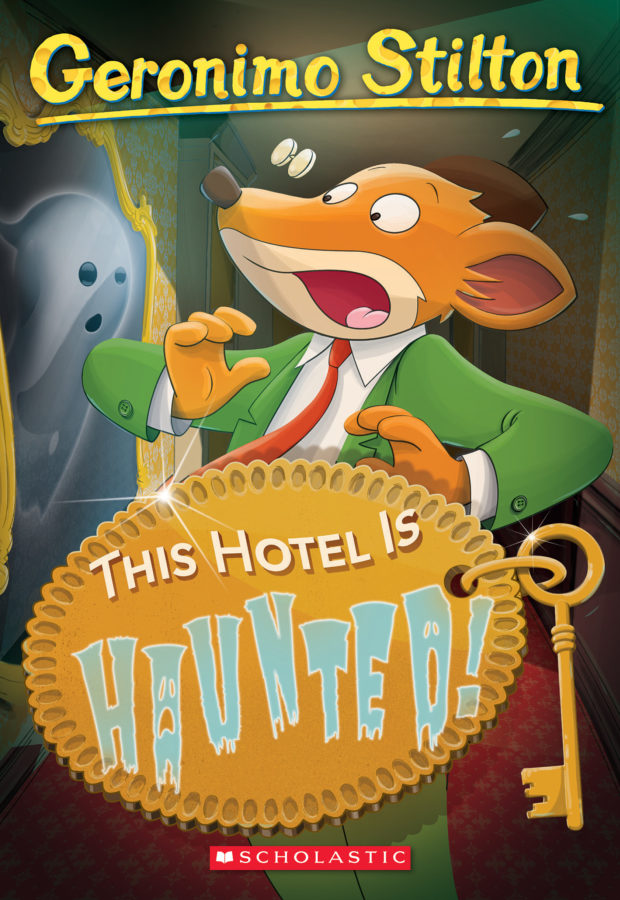 Geronimo Stilton - This Hotel Is Haunted!