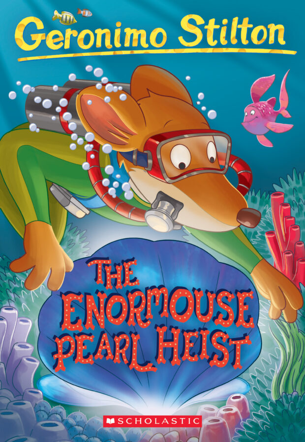 Geronimo Stilton - The Enormouse Pearl Heist