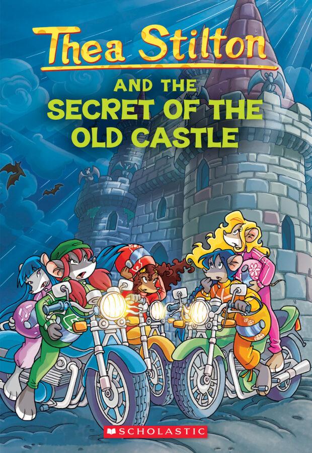 Thea Stilton - Thea Stilton and the Secret of the Old Castle