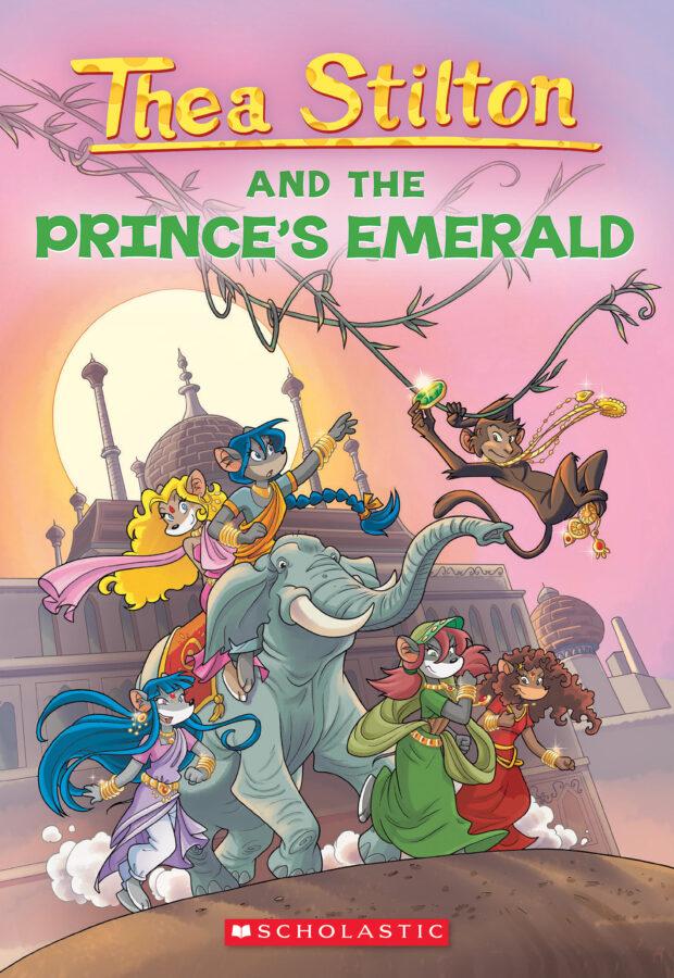 Thea Stilton - Thea Stilton #12: Thea Stilton and the Prince's Emerald